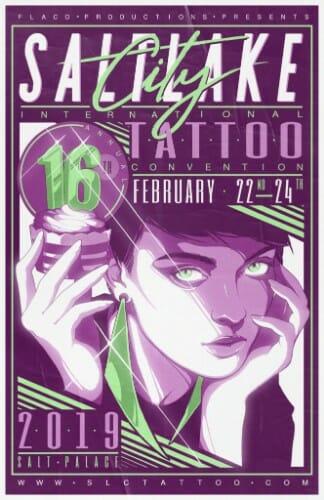 80956eef21e0c 2019 Salt Lake City International Tattoo Convention